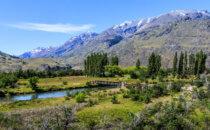 Stone House Campground, Parque Nacinal Patagonia, Chile