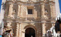 Ex-Convento Santo Domingo, San Cristóbal de las Casas, Mexiko