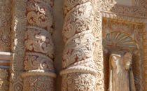 Ex-Convento Santo Domingo Detail, San Cristóbal de las Casas, Mexiko