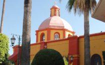 Bernal Zentrum, Mexiko