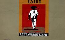 originelle Restaurantreklame in Oaxaca, Mexiko