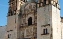 Santo Domingo Hauptportal, Oaxaca, Mexiko