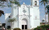 Kirche von Tlacotalpan, Mexiko